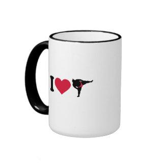 I love Sumo wrestler Coffee Mug