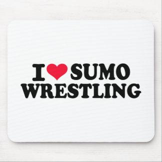 I love Sumo Wrestling Mousepads