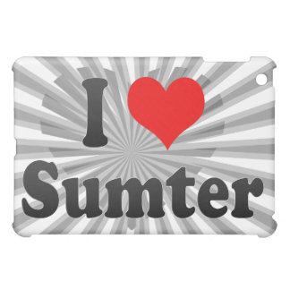 I Love Sumter United States iPad Mini Cases