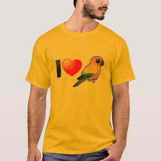 I Love Sun Conures T-Shirt