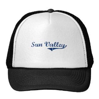 I Love Sun Valley Idaho Trucker Hat