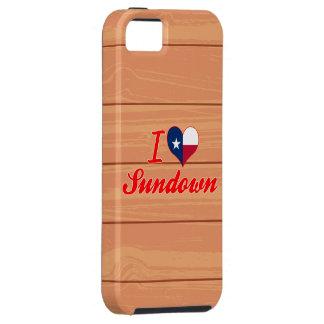 I Love Sundown, Texas iPhone 5/5S Case