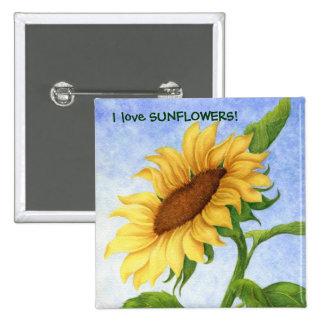 I love SUNFLOWERS! ~ Pin