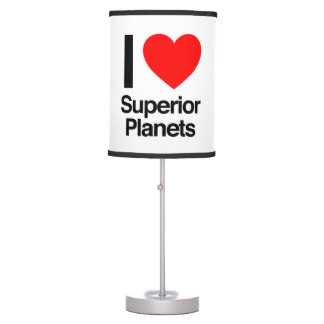i love superior planets table lamp