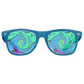 I love Surfing Hakuna Matata Waves Party Shades