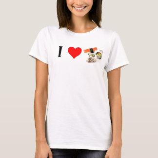 I love sushi shirt
