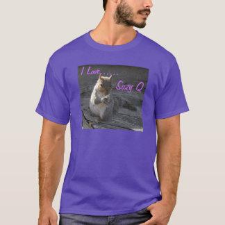 I Love.....Suzy Q Squirrel T-Shirt
