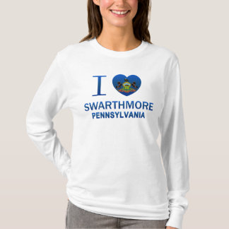 I Love Swarthmore, PA T-Shirt