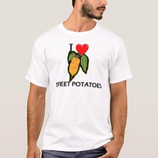 I Love Sweet Potatoes T-Shirt