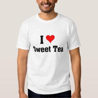 I love sweet Tea T Shirt