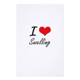 I love Swelling Stationery