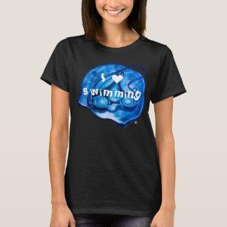 I Love Swimming Shirt