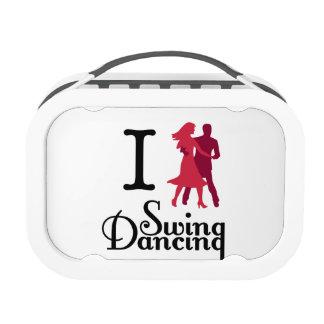 I Love Swing Dancing Yubo Lunchbox
