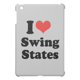 I LOVE SWING STATES - .png Cover For The iPad Mini