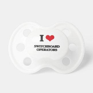 I love Switchboard Operators Pacifiers