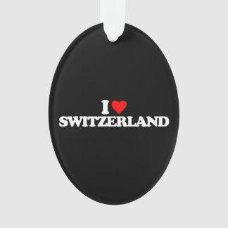 I LOVE SWITZERLAND