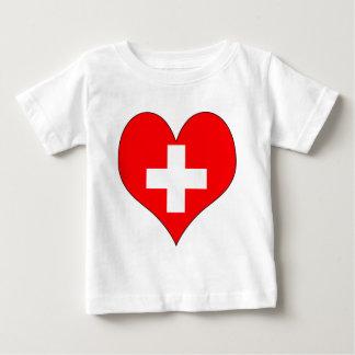 I Love Switzerland Tshirts