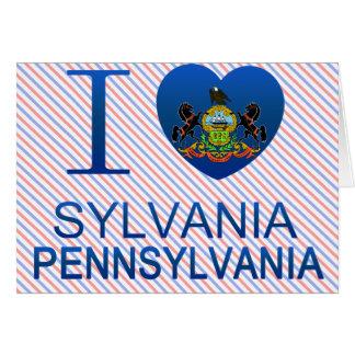 I Love Sylvania, PA Cards