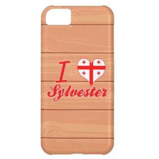 I Love Sylvester, Georgia iPhone 5C Case