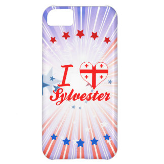 I Love Sylvester, Georgia Cover For iPhone 5C