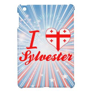 I Love Sylvester, Georgia Case For The iPad Mini