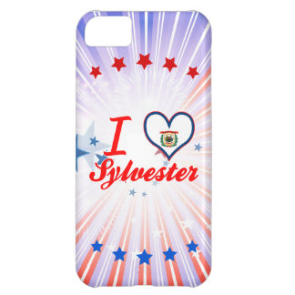 I Love Sylvester, West Virginia iPhone 5C Case