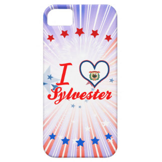 I Love Sylvester, West Virginia iPhone 5 Cases