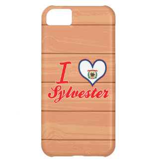 I Love Sylvester, West Virginia Case For iPhone 5C