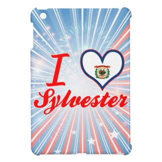I Love Sylvester, West Virginia iPad Mini Covers