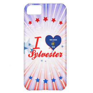 I Love Sylvester, Wisconsin iPhone 5C Covers