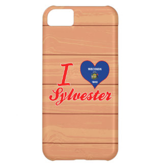 I Love Sylvester, Wisconsin iPhone 5C Case