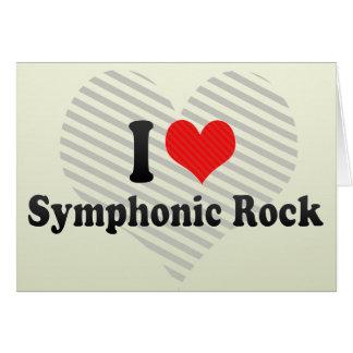 I Love Symphonic Rock Cards
