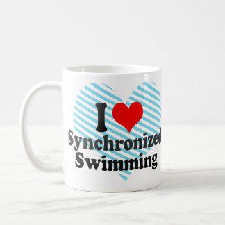 I love Synchronized Swimming Coffee Mug