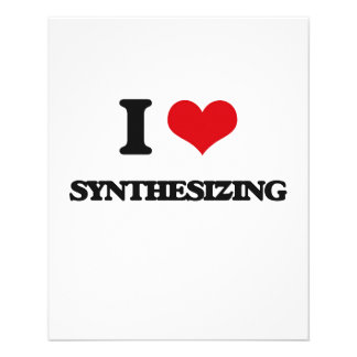 I love Synthesizing Personalized Flyer