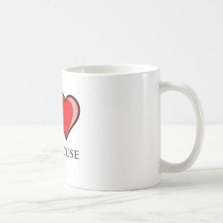I Love Syracuse Coffee Mug