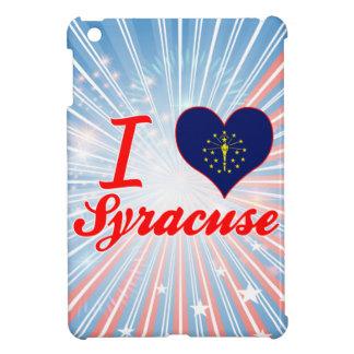 I Love Syracuse, Indiana iPad Mini Case