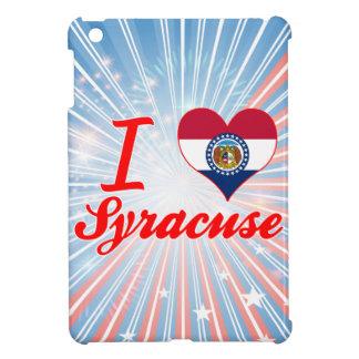 I Love Syracuse, Missouri iPad Mini Cases