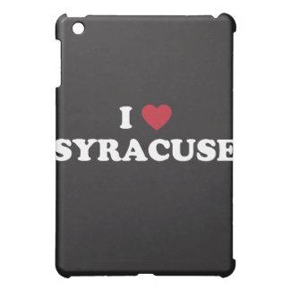 I Love Syracuse New York iPad Mini Covers