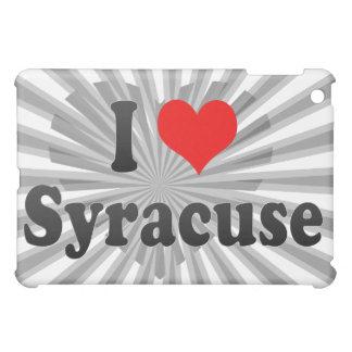 I Love Syracuse, United States Cover For The iPad Mini
