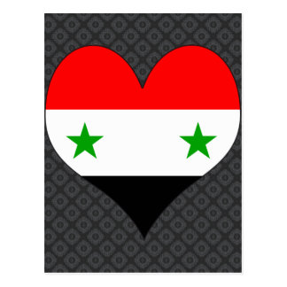 I Love Syria Post Cards