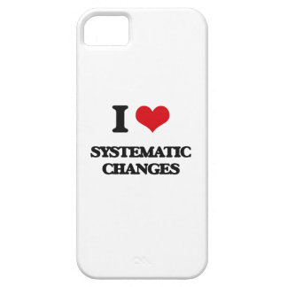 I love Systematic Changes iPhone 5 Cases