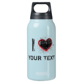 I love t 10 oz insulated SIGG thermos water bottle