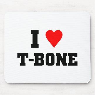 I love T-Bone Mouse Pad