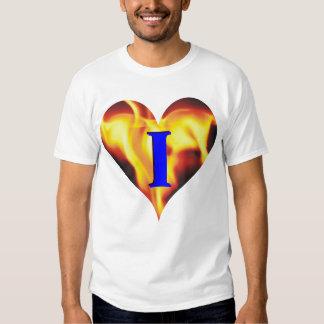 I LOVE ??? T SHIRT