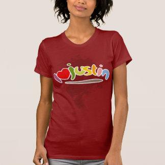 I love   t-shirts