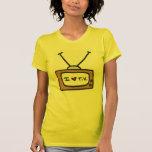 I Love T.V. Tee Shirts