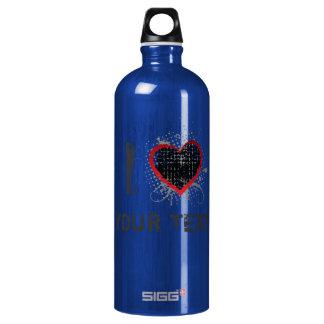 I love t water bottle