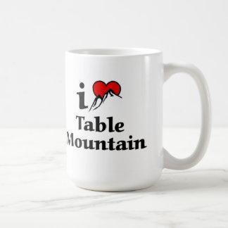 I love table mountain coffee mug