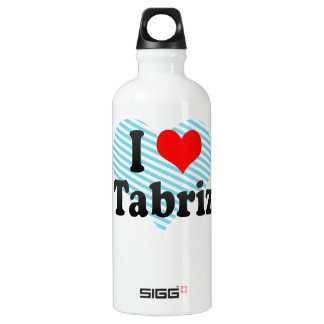 I Love Tabriz, Iran SIGG Traveler 0.6L Water Bottle