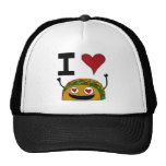 I Love Taco Trucker Hat